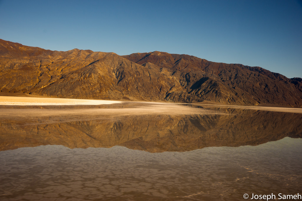 Death Valley Reflections 22820